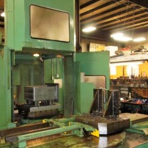CNC Horizontal Mill 1